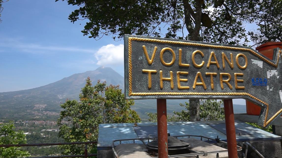 Harga Tiket Masuk Volcano Theatre Di ketep Pass Magelang