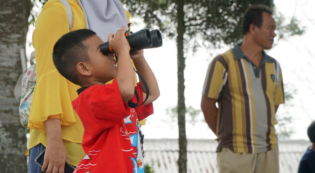 Rekomendasi Tempat Wisata Keluarga Bersama Anak di Magelang
