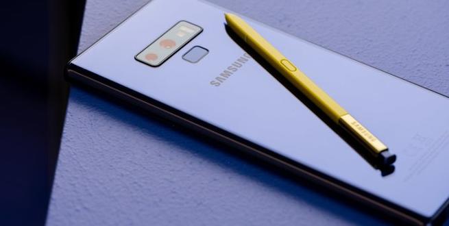 Hasil Jepretan Samsung Galaxy Note 9