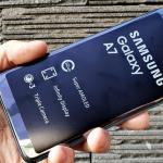 Ini Daftar Aksesoris Samsung Galaxy A7