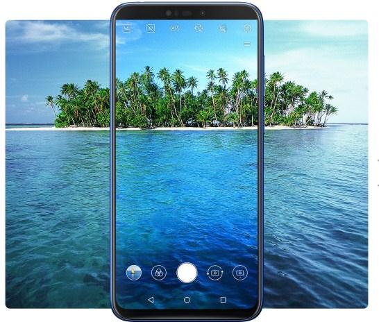 Review Hasil Foto Asus Zenfone Max M2