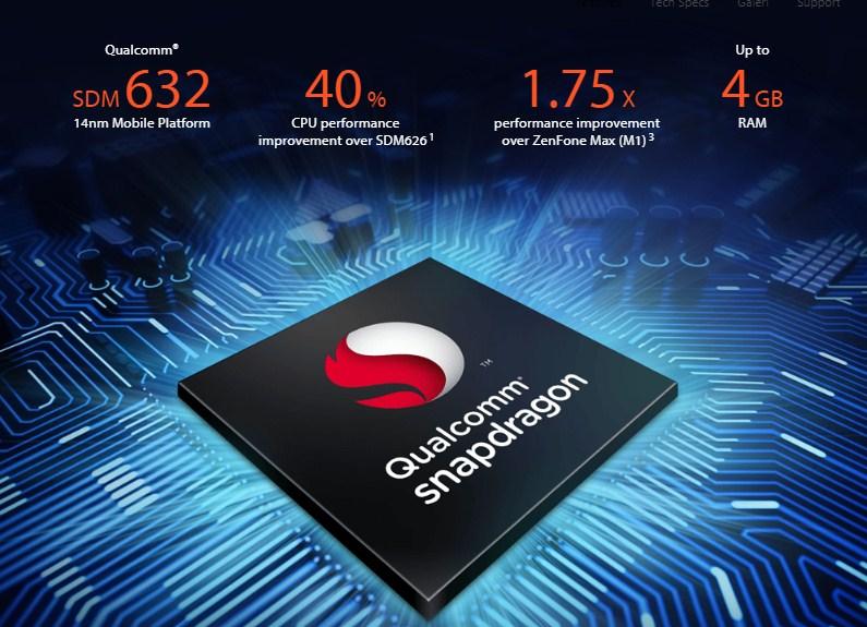 Spesifikasi terbaru Asus Zenfone Max 2