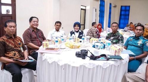 Tamu Undangan dan Media di wilayah DIY menghadiri Jumpa Pers Akhir Tahun 2018 Polda DIY