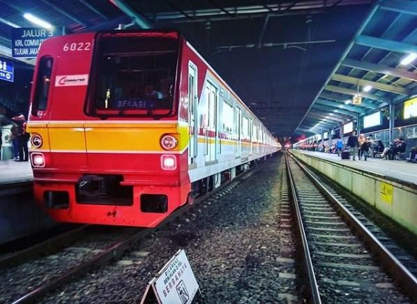 Ternyata ini daftar kereta subsidi kereta api PT. KAI