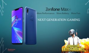 Next Generation Gaming from Asus Zenfone Max M2