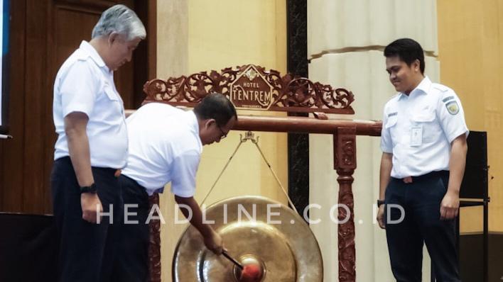 Pembukaan Rapat Koordinasi Kinerja dan Pencapaian Program Komersial Tahun 2019 Direktorat Komersial PT. Kereta Api Indonesia (Persero)