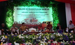 Pemateri Dialog Kebangsaan Seri VI Merawat Harmoni dan Persatuan