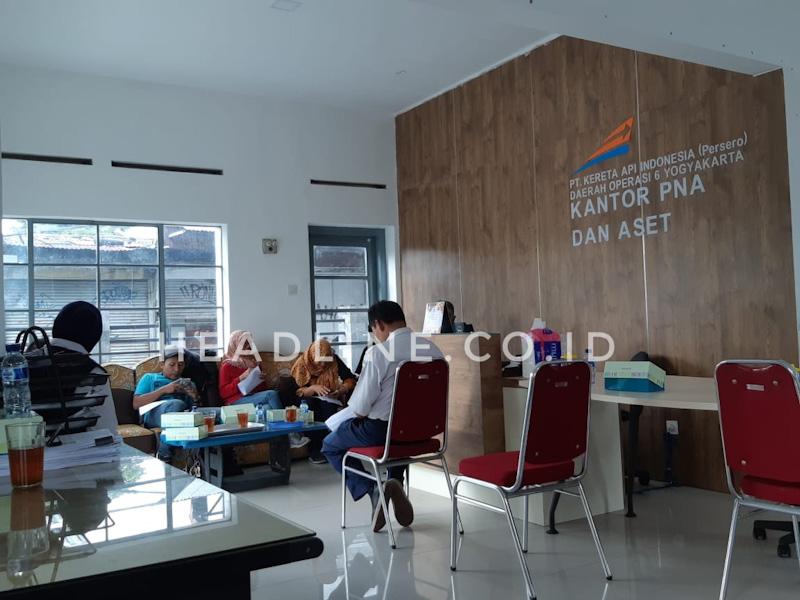 Kantor PNA PT. KAI Daop 6 Yogyakarta
