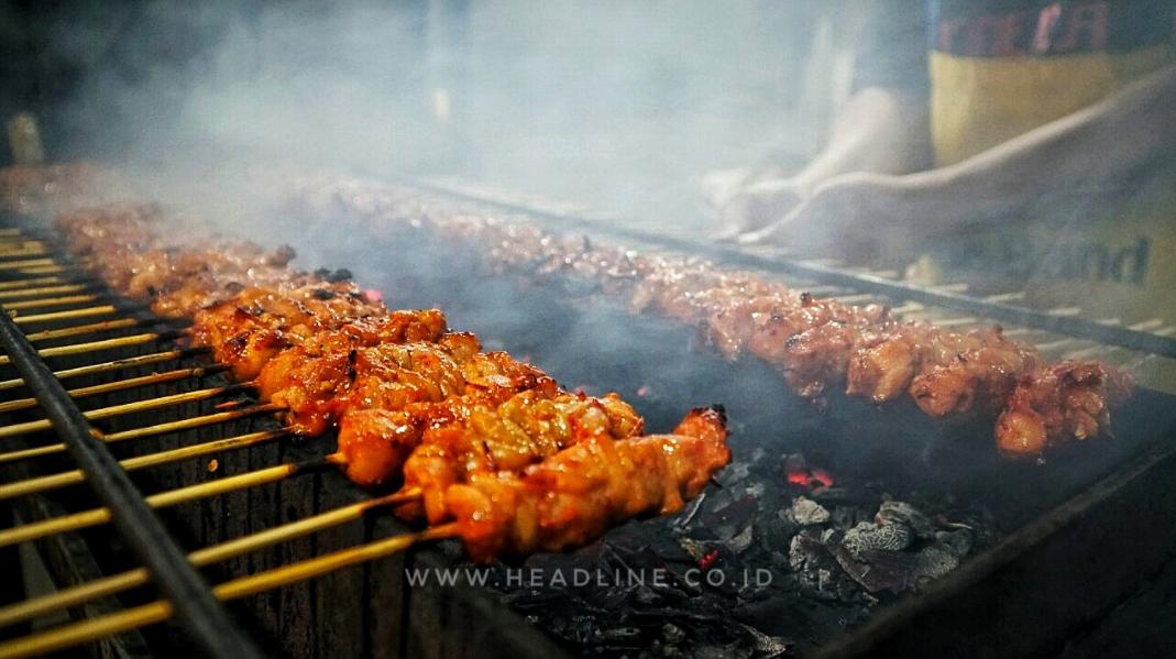 Rekomendasi Makan Sate Ayam Enak di Jogja
