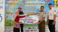 PT KAI Berikan Bantuan Lingkungan Hidup Dalam Acar Gebyar PAUD 2019 di Temon