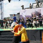 Ribuan Pesilat Ikut Meramaikan PMF 2019di Jogja