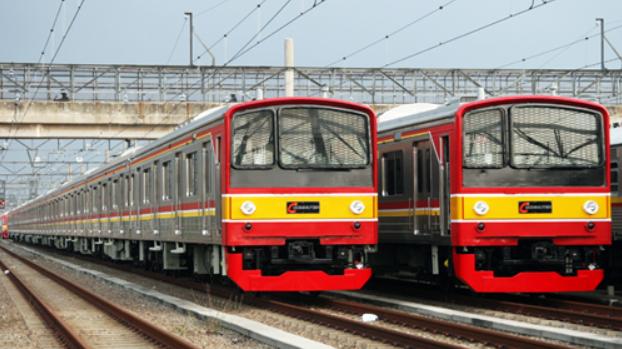 KCI datangkan Kereta asal Jepang