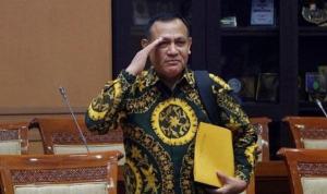 Usai Dilantik Ketua KPK IPW sampaikan Firli Bahuri tak perlu mundur dari Polri