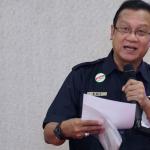 Edi Sukmoro memberikan pembinaan kepada unsur pimpinan dan pegawai Daop 6 Yogyakarta
