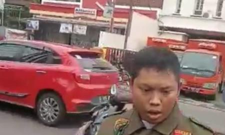 Screenshot video viral anggota Banser dicap kafir gegara tak mengucap takbir