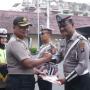 AKBP Sunadi S.IK Kapolres Tebing Tinggi Berikan Reward pada Anggota Berprestasi