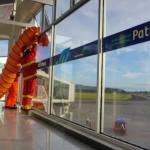 Bandara Pattimura, Ambon, salah satu bandara yang dikelola oleh PT AP 1