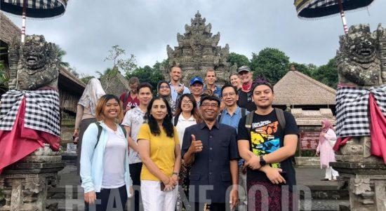 Global Sustainable Tourism Council (GSTC) atau Dewan Pariwisata Berkelanjutan Dunia mengadakan pelatihan di Sanur, Bali.