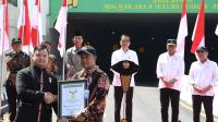 Underpass YIA Terpanjang Di Indonesia Mendapatkan Rekor MURI