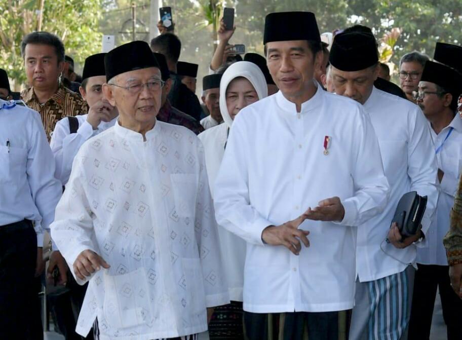 Kabar duka datang dari Bapak Kiai Salahuddin Wahid atau Gus Solah telah berpulang ke Rahmatullah.
