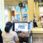 Bandara Internasional Ngurah Rai Bali memiliki Alat Body Thermal Scanner untuk deteksi virus corona.