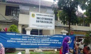 Diperkirakan Penduduk Kabupaten Bogor akan bertambah menjadi 6 Juta Jiwa. (Foto: Damanhuri)