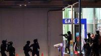 Pihak Keamanan Thailand sudah mengepung pusat perbelanjaan Nakhon Ratchasima dari Sabtu, (8/2/2020).