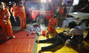 Dalam Aksi brural tersebut 20 orang meninggal dunia sedangkan 42 orang lainnya terluka.
