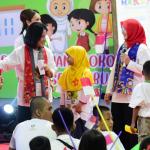 Ibu Negara temu sapa dalam kegiatannya di Balai Rehabilitasi Sosial Anak Memerlukan Perlindungan Khusus