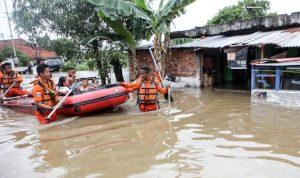 Ilustrasi Banjir (Foto: Antara)
