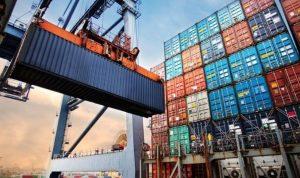 Indonesia masuk dalam daftar negara maju dalam perdagangan internasional.
