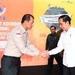 Jokowi Intruksikan instansi pemerintah pusat dan daerah Kesiagaan Hadapi Bencana