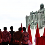 Jokowi Resmikan Monumen Fatmawati Bengkulu