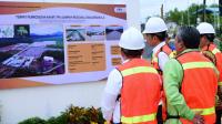 Jokowi Resmikan Tempat Pembuatan Akhir Sampah di Banjar Bakula