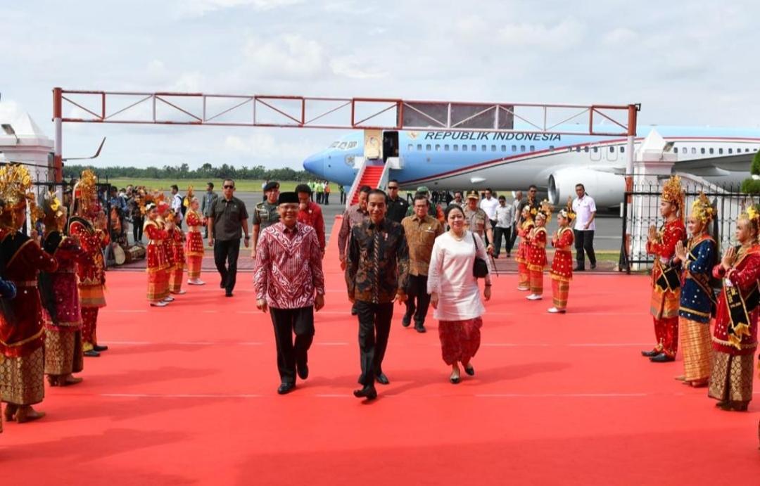 Jokowi resmikan Museum Fatmawati Soekarno