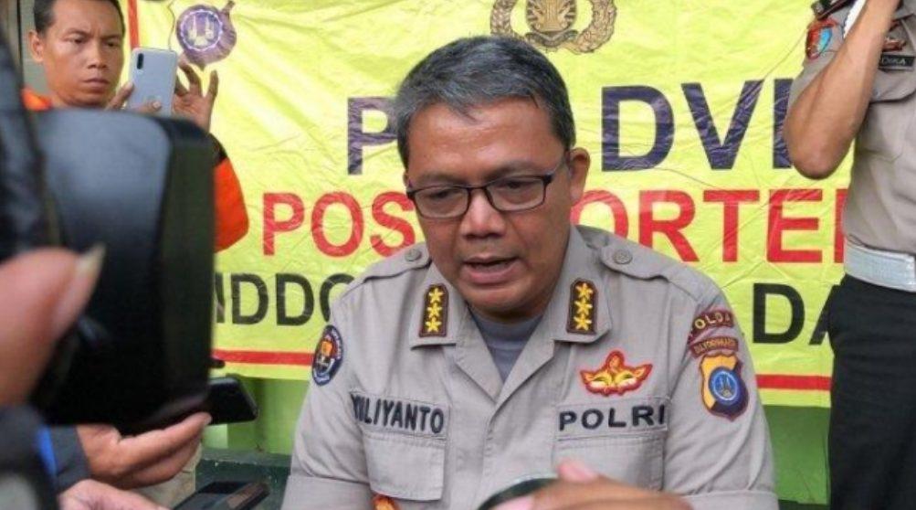 Kabid Humas Polda DIY Kombes Pol Yulianto memberikan keterangan pers terkait penambahan tersangka dalam insiden susur sungai sempor.