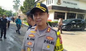 Kapolres Bogor AKBP Muhammad Joni