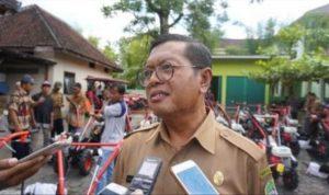 Kepala Dinas Pertanian dan Pangan Gunung Kidul Bambang Wisnu Broto