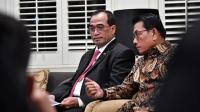 Kunjungan Kerja ke Australia, Menhub Teken MoU Penguatan Kerja Sama Keamanan Transportasi Indonesia-Australia