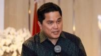 Menteri BUMN Erick Thohir Sampaikan Tarkait Jiwasraya