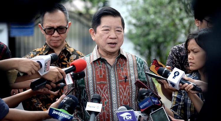 Menteri Perencanaan Pembangunan Nasional/Kepala Bappenas Suharso Monoarfa