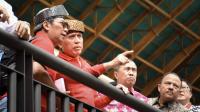 Mochamad Iriawan Saat mengunjungi Stadiun Utama Riau Pada Kamis, 13 Februari 2020