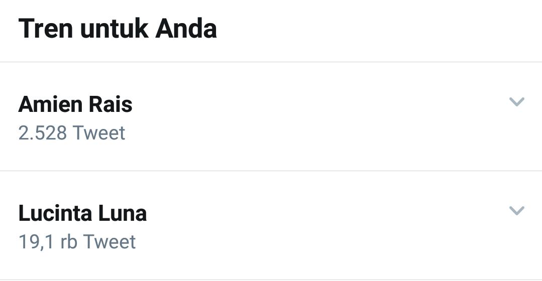 Nama Lucinta Luna langsung mencuat di Twitter karena ditangkap polisi sedang konsumsi narkoba
