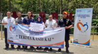 PT KAI Daop 7 Madiun Salurkan Bantuan Perahu Wisata Rp 150 Juta di Dusun Maron, Desa Dersono, Kecamatan Pringkuku, Kabupaten Pacitan, Jawa Timur