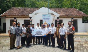 PT KAI (Persero) memberikan CSR pembangunan gedung Kepada SDIT Generasi Penerus Klaten