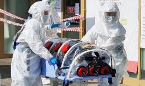 Pasien suspect virus corona di Korea Selatan. (Foto: YONHAP)
