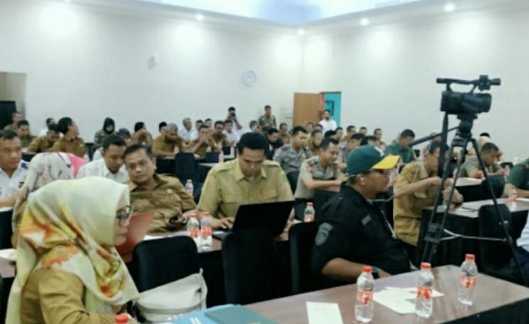 Pembentukan tim khusus Pemprov Banten terkait re-Aktivasi jalur KA Rangkasbitung - Pandeglang - Labuan