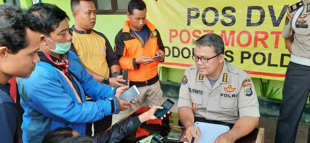 Pihak kepolisian telah melaksanakan pemeriksaan 13 saksi dari 3 kelompok yg berbeda, dan 7 orang pembina pramuka sekolah SMP N 1 Turi.