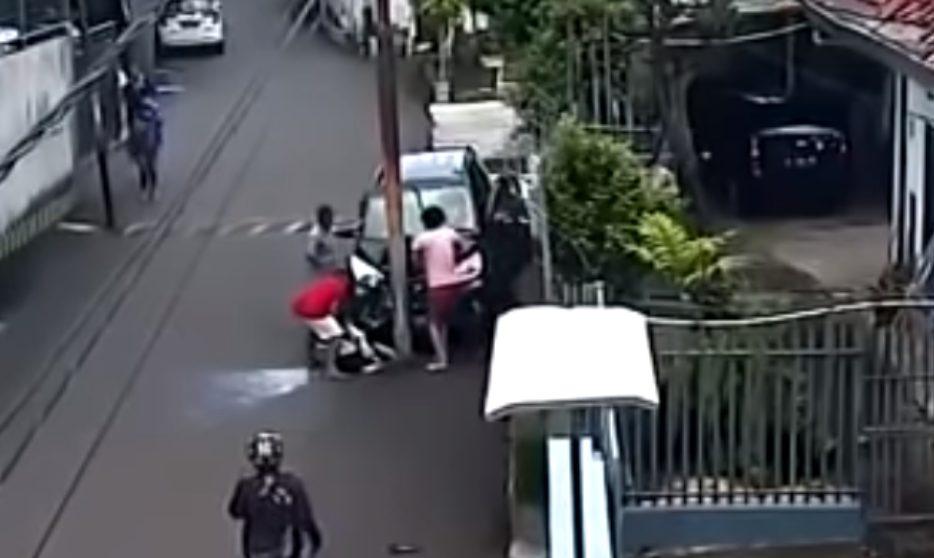 Polisi Tangguhkan Penahanan Penabrak Ibu Hamil di Palmerah.