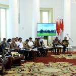 Presiden Joko Widodo menyatakan 62 suspect virus corona di Indonesia dinyatakan negatif merujuk data Kementerian Kesehatan per hari ini